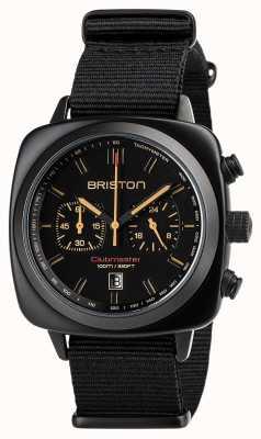 Briston | Clubmaster Sport Black Matt | 18142.PBAM.BS.4.NB