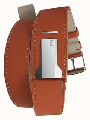 Klokers KLINK 02 Orange Double Strap Only 22mm Wide 380mm KLINK-02-380C8