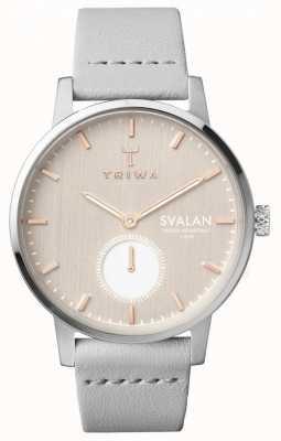 Triwa Womens Blush Svalan Light Gray Super Slim TR.SVST102-SS111512