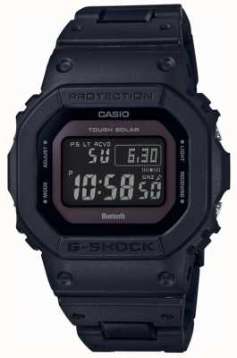 Casio G-Shock Bluetooth Radio Controlled Composite Band Black GW-B5600BC-1BER
