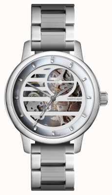 Weird Ape Rosalind White Silver/ Silver Bracelet WA02-005833