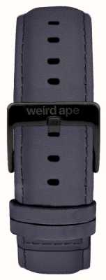 Weird Ape Blue Violet Suede 20mm Strap Black Buckle ST01-000079