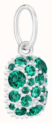 Chamilia Galaxy Birthstone Charm May Green 2025-2498