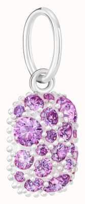 Chamilia Galaxy Birthstone Charm February Purple 2025-2495