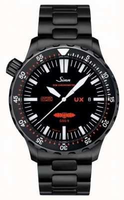 Sinn UX S GSG 9 PVD Bracelet 5000m Water Resistant 403.062 PVD BRACELET