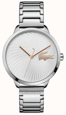 Lacoste Lexi Stainless Steel Silver Dial 2001059