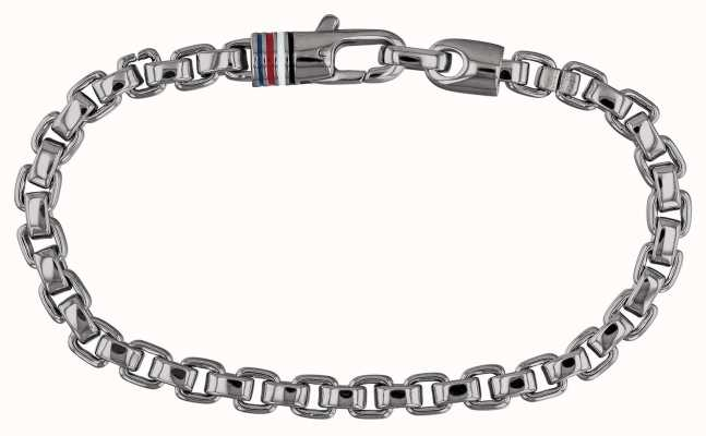 Tommy Hilfiger Box Chain Bracelet Stainless Steel 2790031