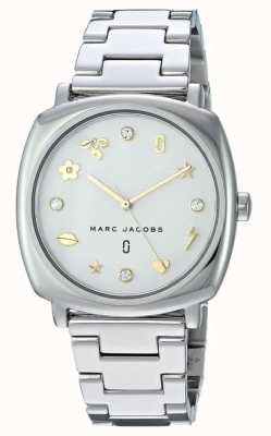Marc Jacobs Womens Marc Jacobs Classic Watch Gold Tone MJ3572