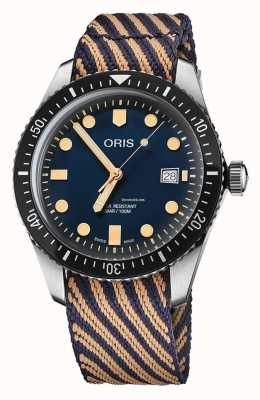 """Oris Diver's Sixty-Five Limited Edition """"World Clean-up Day"""" 01 733 7720 4035-5 21 13"""