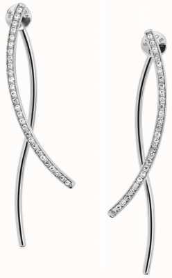 Skagen Womens Kariana Stainless Steel Earrings SKJ1143040