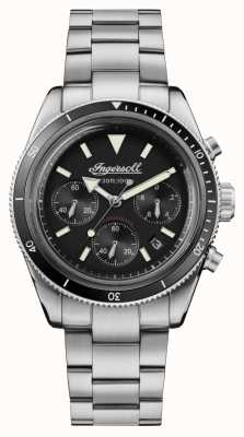 Ingersoll The Scovill Automatic Chronograph Stainless Steel I06201