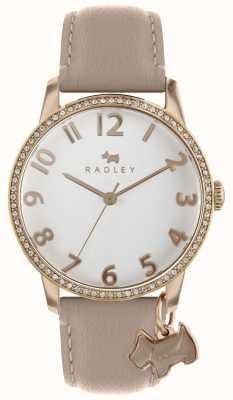 Radley Ladies Cobweb Stone Set Watch RY2724