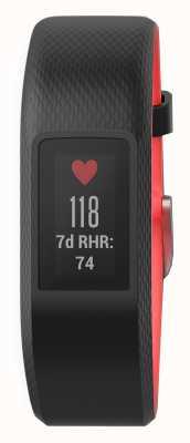 Garmin Vivosport GPS Small Black/Fuchsia Focus Strap 010-01789-01