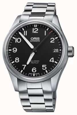 Oris Big Crown ProPilot | Stainless Steel Bracelet 01 751 7697 4164-07 8 20 19