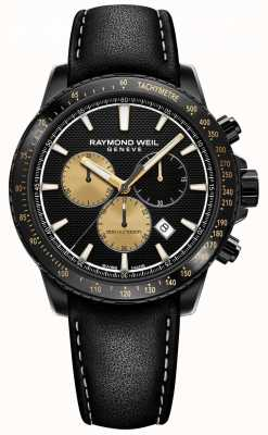 Raymond Weil Tango 300 | Marshall Amplification | Limited Edition Men's 8570-BKC-MARS