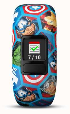 Garmin Vivofit Jr2 Marvel Avengers Stretchy Strap 010-01909-02