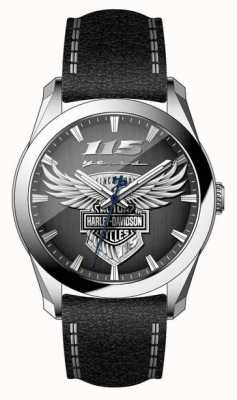 Harley Davidson Men's 115th Anniversary Limited Edition Watch 76A160