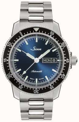 Sinn 104 St Sa I B | Stainless Steel Bracelet | Blue Dial 104.013 BRACELET