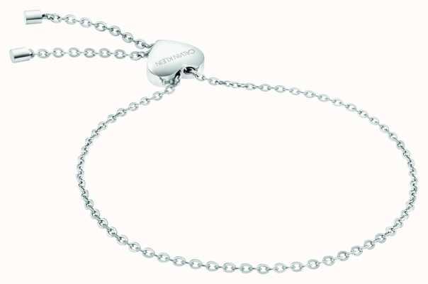 Calvin Klein | Womens Side Bracelet | Silver | KJ5QMB000200