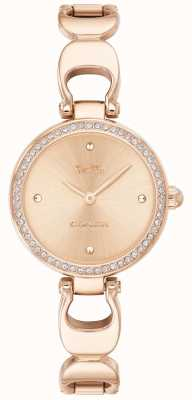 Coach | Womens Park Watch | Rose Gold Strap Rose Gold Face | 14503172