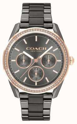 Coach   Preston Watch   Chronograph Stainless Steel Watch   14503214