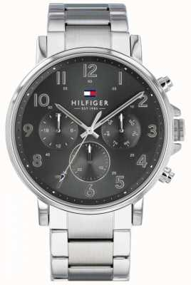 Tommy Hilfiger | Mens Stainless Steel Daniel Watch | 1710382