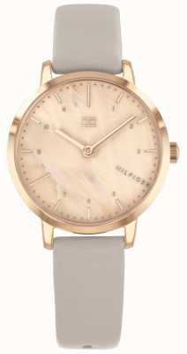 Tommy Hilfiger | Womens Watch With Rose Gold Case | 1782039