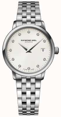 Raymond Weil | Ladies Toccata Diamond Watch | 5988-ST-40081