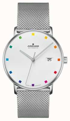 Junghans Form A (Automatic) 100 Year Bauhaus Limited Edition 027/4937.44