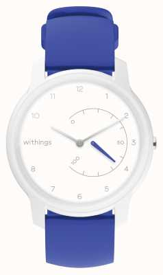 Withings Move Activity Tracker White & Blue HWA06-MODEL 4-ALL-INT
