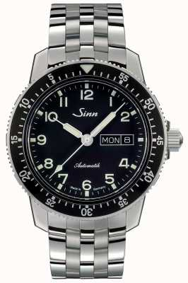 Sinn 104 St Sa A Classic Pilot Watch Fine Link Steel Bracelet 104.011 FINE LINK BRACELET