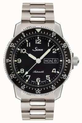 Sinn 104 St Sa A Classic Pilot Watch Two Link Steel Bracelet 104.011 TWO LINK BRACELET