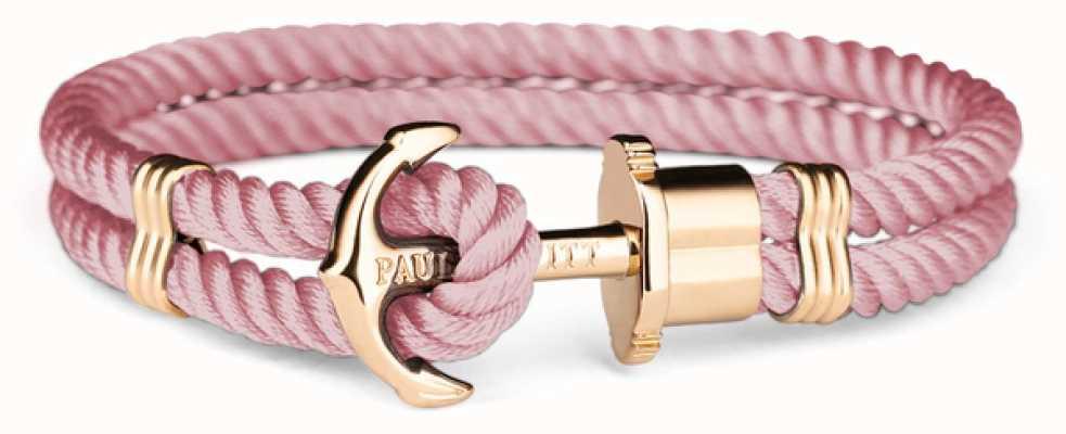 Paul Hewitt   Mens Gold Plated Phrep Bracelet   PH-PH-N-G-A-M