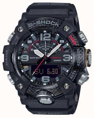Casio Carbon Core MudMaster | Stopwatch | Bluetooth | GG-B100-1AER