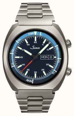Sinn 240 St Pilots Watch 240.011 BRACELET