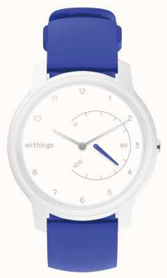 Withings Move ECG | White & Blue | Activity Tracker HWA08-MODEL 2-ALL-INT