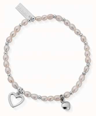 ChloBo | Forever Love | Pearl Bracelet | 18cm | SBFOREVER18