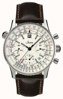 Sinn 903 St Silver The navigation chronograph 903.042