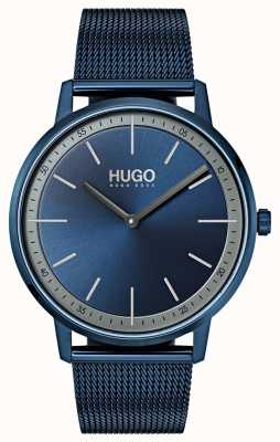 HUGO #exist | Blue IP Mesh | Blue Dial 1520011