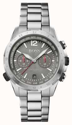 Boss | Nomad | Chronograph | Steel Bracelet | Grey Dial | 1513774