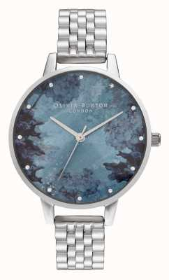 Olivia Burton | Womens | Under The Sea | Blue Coral Dial | OB16US06