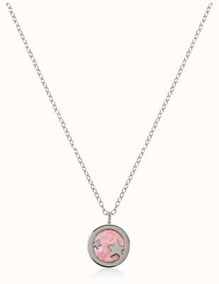 Radley Jewellery Stay Magical | Silver Rose Quartz Necklace | RYJ2101