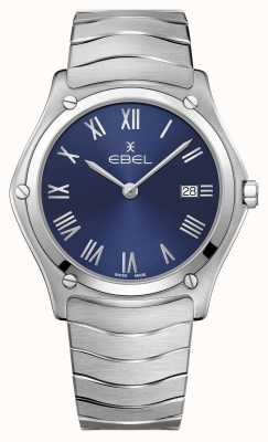EBEL | Men's Sport Classic | Stainless Steel Bracelet | Blue Dial 1216420A