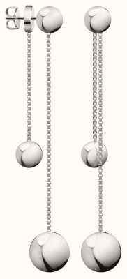 Calvin Klein | Stainless Steel Drop Earrings | KJ9VME000200