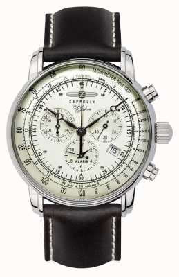 Zeppelin 100 Years | Swiss Quartz | Chronograph Watch 8680-3