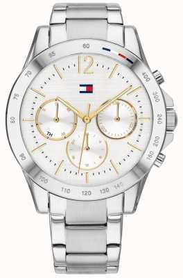 Tommy Hilfiger   Women's Haven   Stainless Steel Bracelet   White Dial   1782194