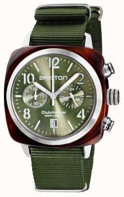 Briston Clubmaster Classic | Chronograph | 19140.SA.T.26.NOL