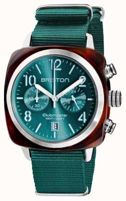 Briston Clubmaster Classic | Chronograph | 19140.SA.T.27.NE