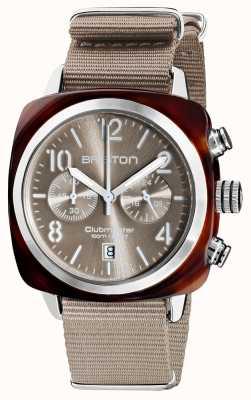 Briston Clubmaster Classic | Chronograph | 19140.SA.T.30.NT