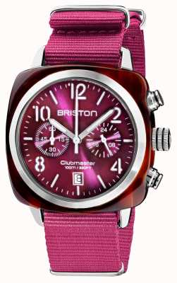 Briston Clubmaster Classic | Chronograph | 19140.SA.T.32.NC